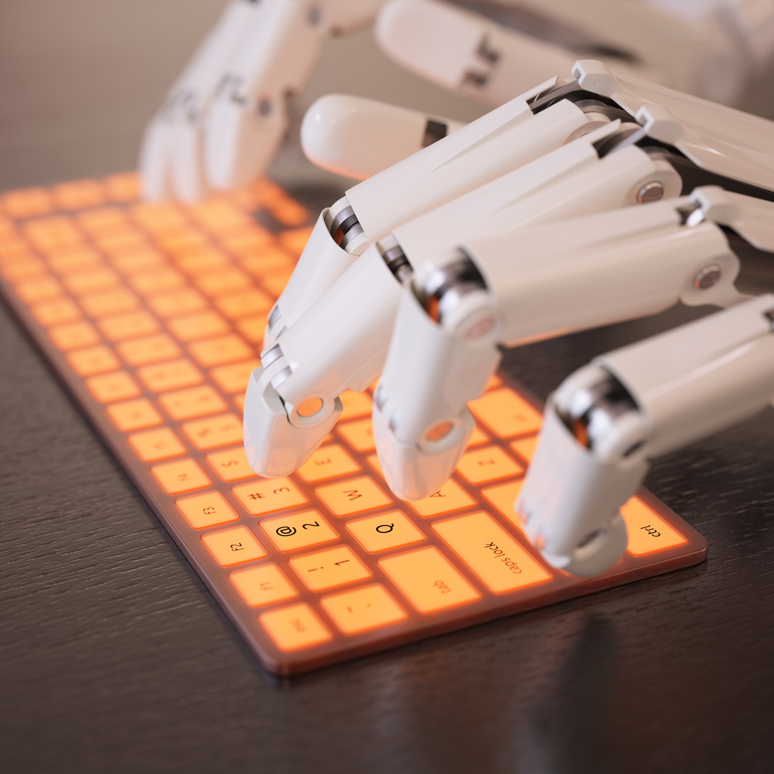 Read more about the article New Age Newsroom Trends: Can Robots Replace Human Journalists?
